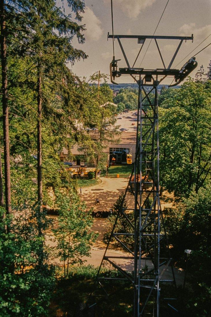 Von früher: Braunlage im Sommer 1995