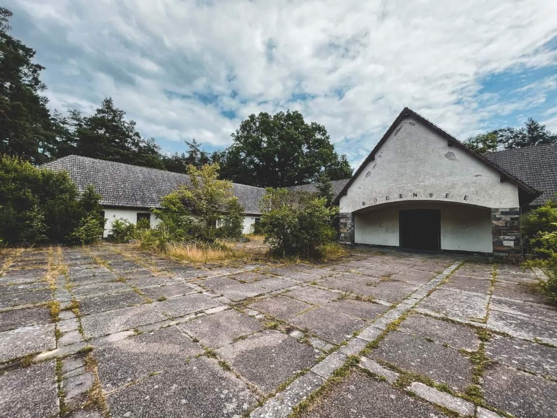 Bogensee - Goebbels Villa & Hochschule der FDJ