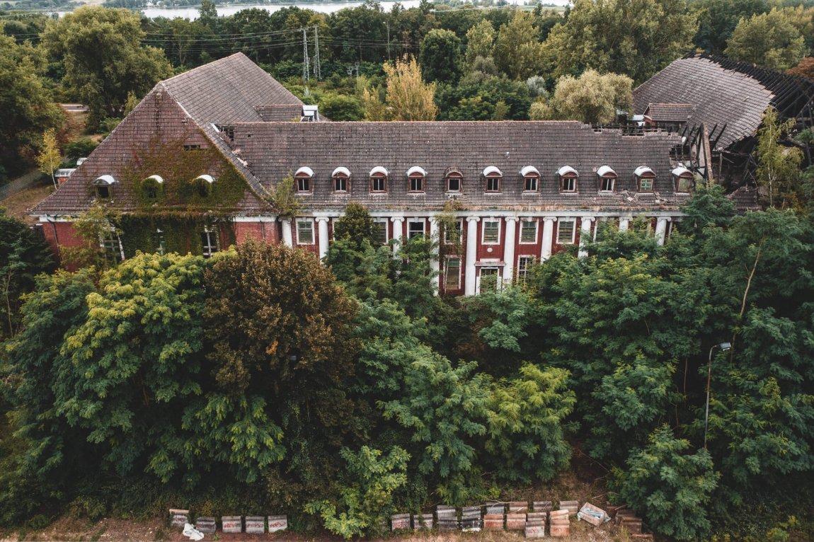Feuerwerkslaboratorium Kirchmöser