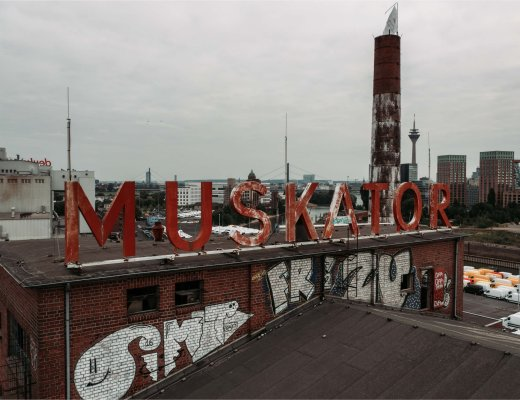 Muskator-Werke Düsseldorf