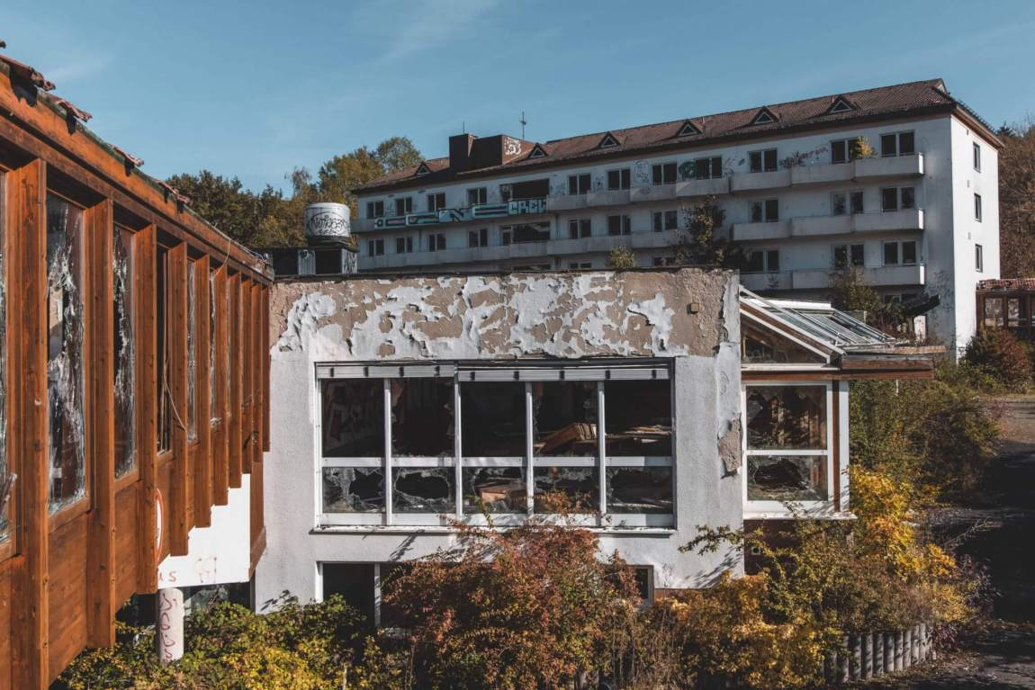 Lost Places in Hessen