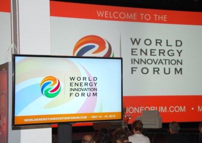 World Energy Innovation Forum 2014