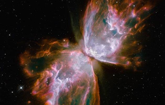 Bug Nebula / Butterfly Nebula/Caldwell / NGC 6302 (foto: Hubble Space Telescope)