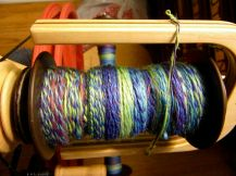 Starting to ply