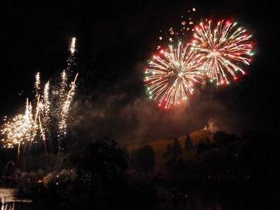 Sommernachtstraum - Feuerwerk