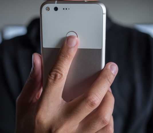 Fingerprint sensor on Google Pixel are not as secure as you think