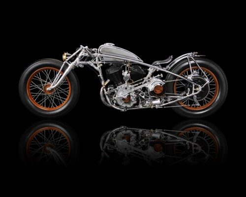 1_Chicara Art Motorcycles by Chicara Nagata