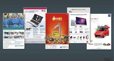 Print Advertisements