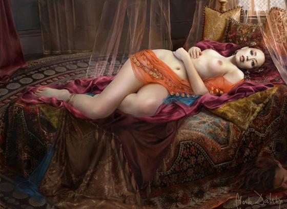 Judith by blackeri