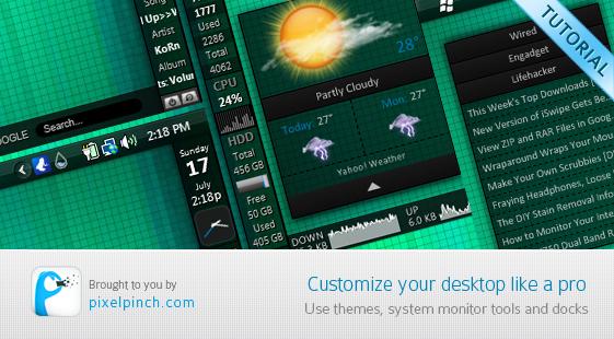 Customize Desktop Like A Pro