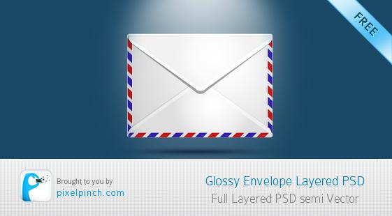Glossy Envelope
