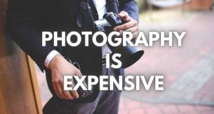 10 Reasons Why Photographers Are Expensive