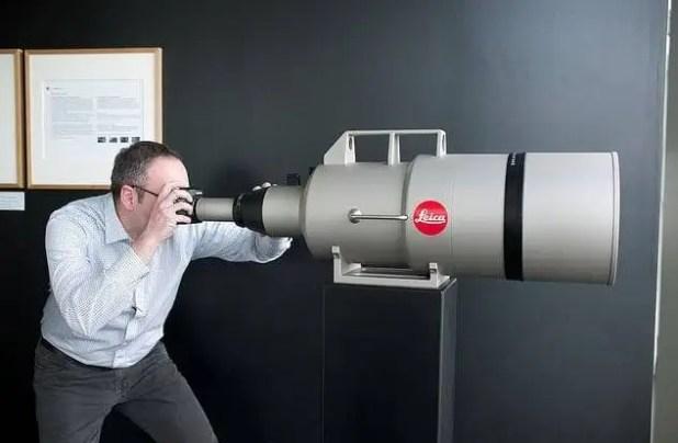 Leica APO-Telyt-R 1:5.6/1600mm Lens Battle of Biggest Zoom Lenses Ever
