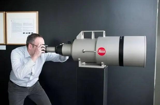 Leica APO-Telyt-R 1:5.6/1600mm Lens