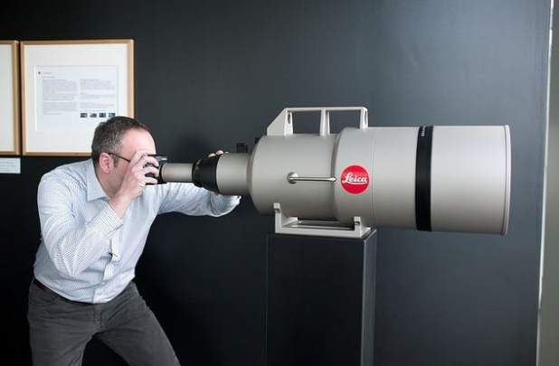Leica 1600mm is world's most expensive lens