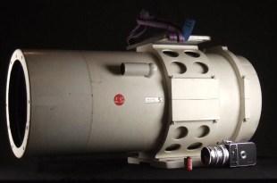 nasa 2540mm lens