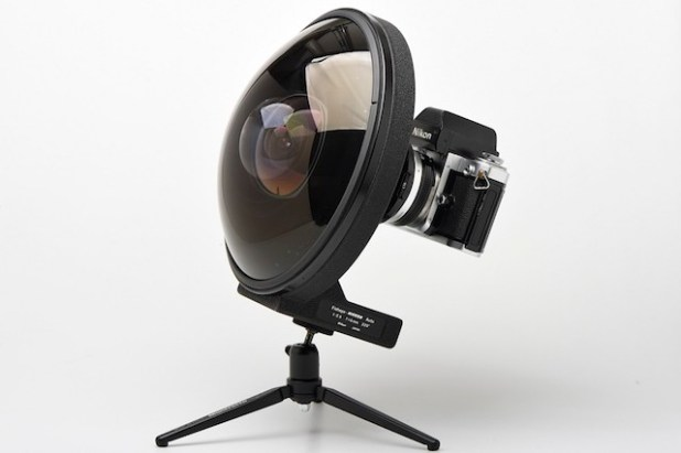 nikon 6mm fisheye most expensive lens