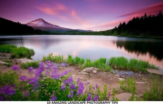 landscape photography top tips