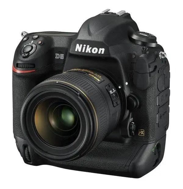 Nikon D5 launced