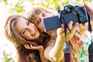 selfie dslr