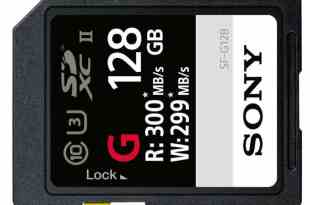 World's Fastest SD card Launched by Sony for DSLR Camera