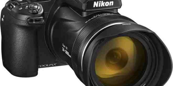 Nikon P1000 breaks all record with 125x Optical ZOOM