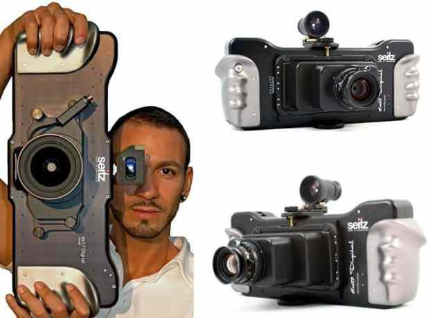10 Most Expensive Cameras in 2020 - Seitz Panoramic camera