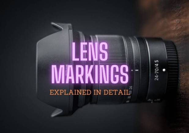 Lens Marking and Abbreviations Explained