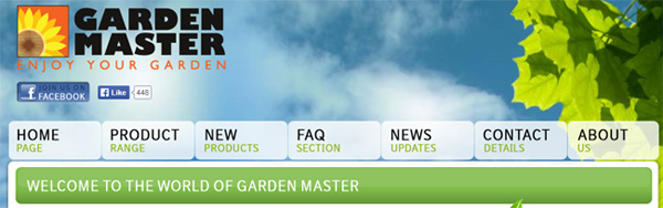 Garden master, catering for your gardening needs
