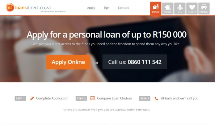 loansdirect personal loans