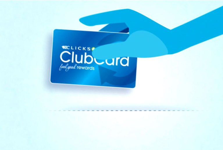 Get a Clicks Credit Card, the how-to