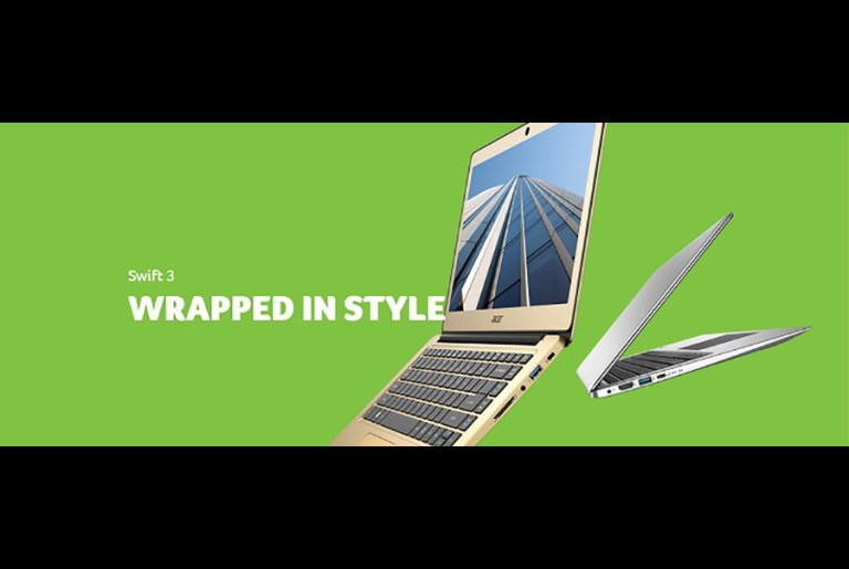 Acer Swift 3- Fast –Performing Laptop