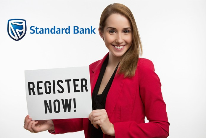 standard bank registration