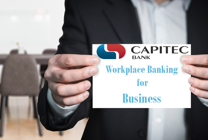 Save With Workplace Banking for Business with Capitec