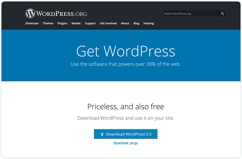 9 Resons why you should use wordpress - Open and Free