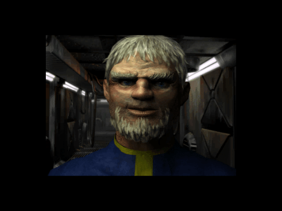 Fallout 1 Overseer