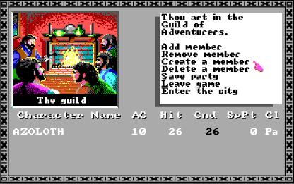 DOS: Tales of the Unknown