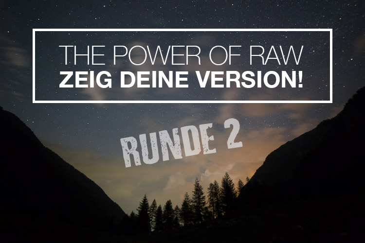 The Power of RAW – Die zweite Runde