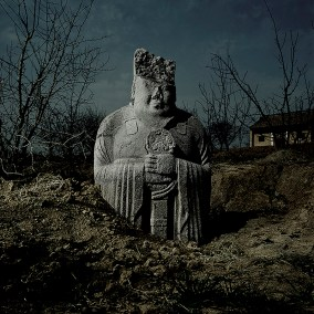 The tang dynasty tomb three series