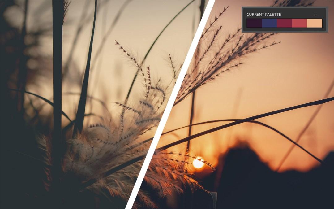 Fixel Recolor – Farblooks extrahieren und auf eigene Fotos übertragen