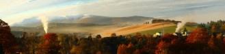 View across Craigeallchie
