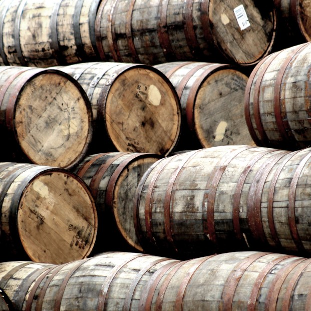 Speyside Cooperage Cask Building World Record