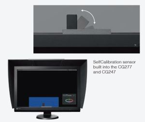 Eizo Coloredge Gamme CG - Sonde