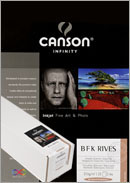 Papier CANSON BFK Rives