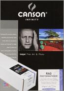 Papier CANSON Rag Photographique