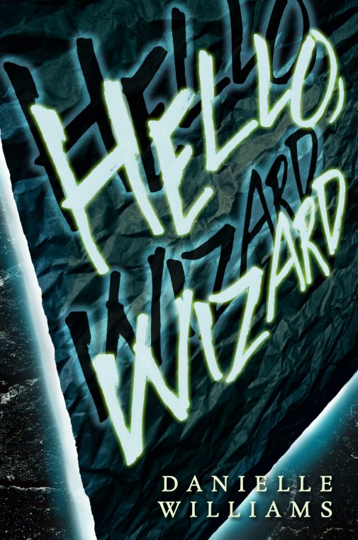 Cover reveal: HELLO, WIZARD