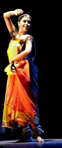Sanjukta Wagh is a talented Kathak dancer and classical singer
