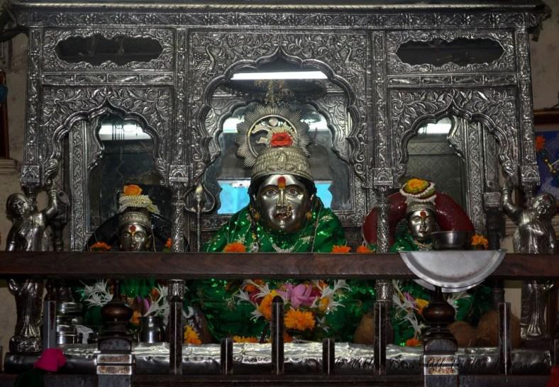 Kalba Devi temple at Kalbadevi, Mumbai