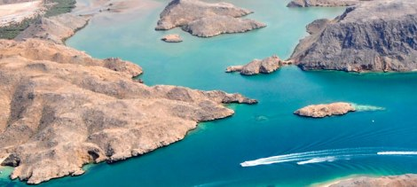 Bandar Khayran Reserve, Photo Courtesy - Oman Tourism Board
