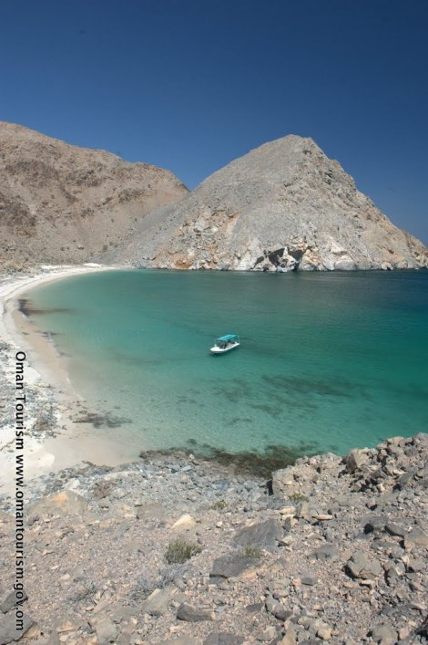 Musandam; Photo Courtesy - Oman Tourism Board